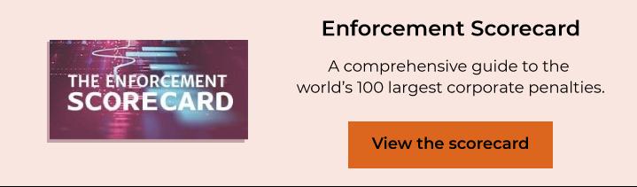 The Enforcement Scorecard