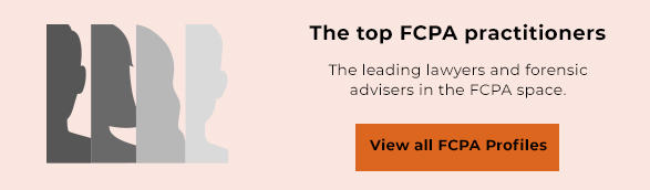 The top FCPA practitioners